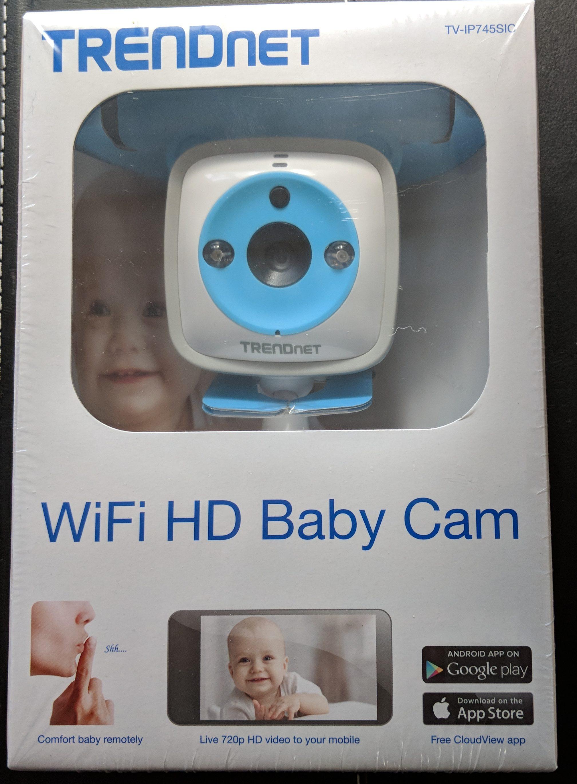 What are we buying? A wifi baby camera. Will it be secure?