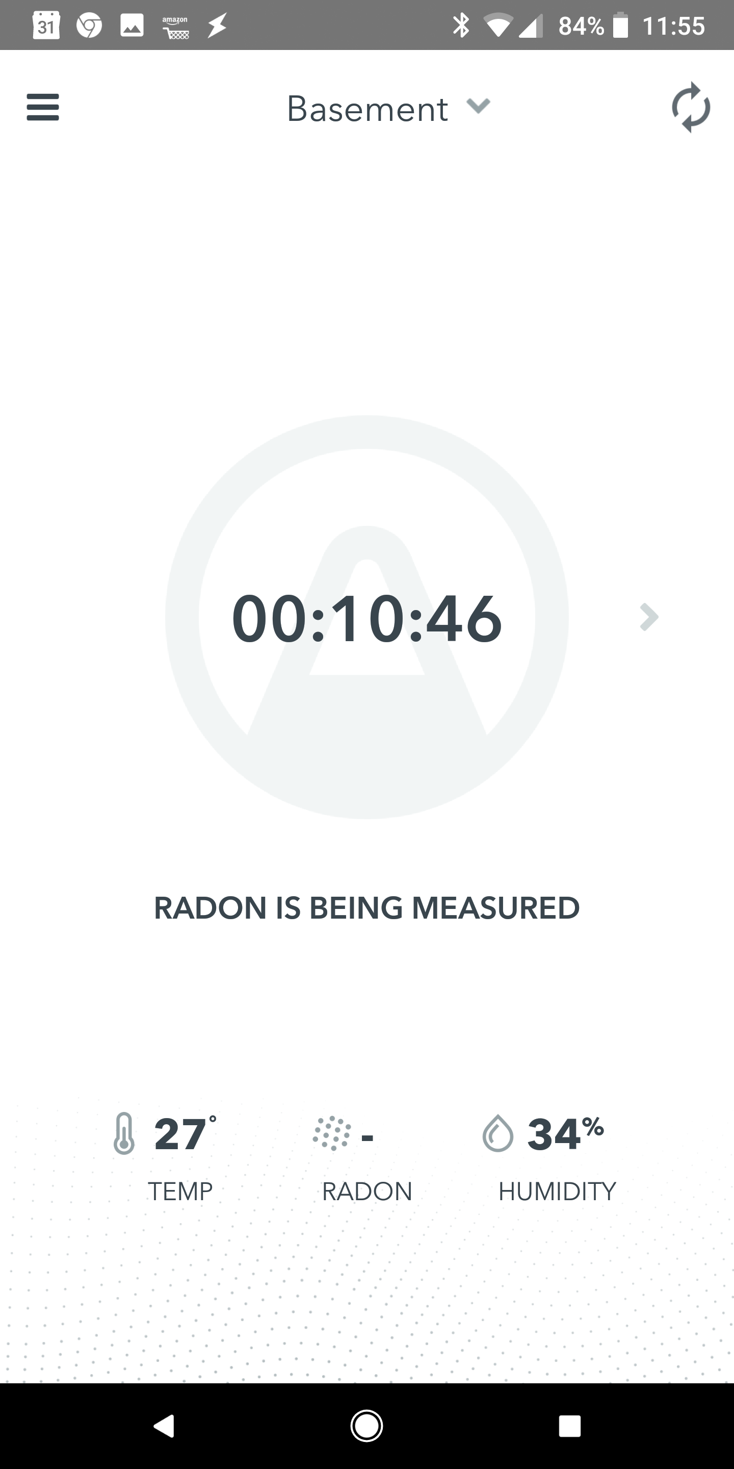 Decoding the Airthings Wave Radon output