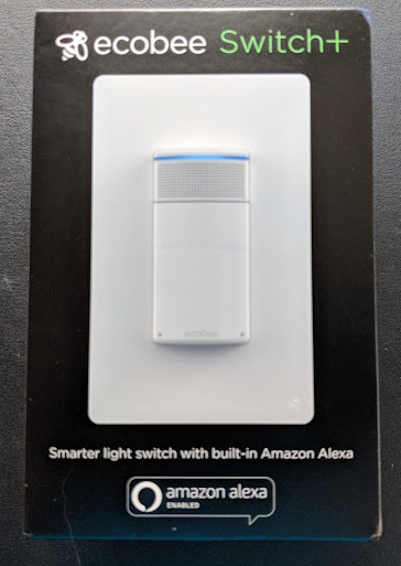 Smarten-up you wall switch! The Ecobee Switch+ (with various assistants)