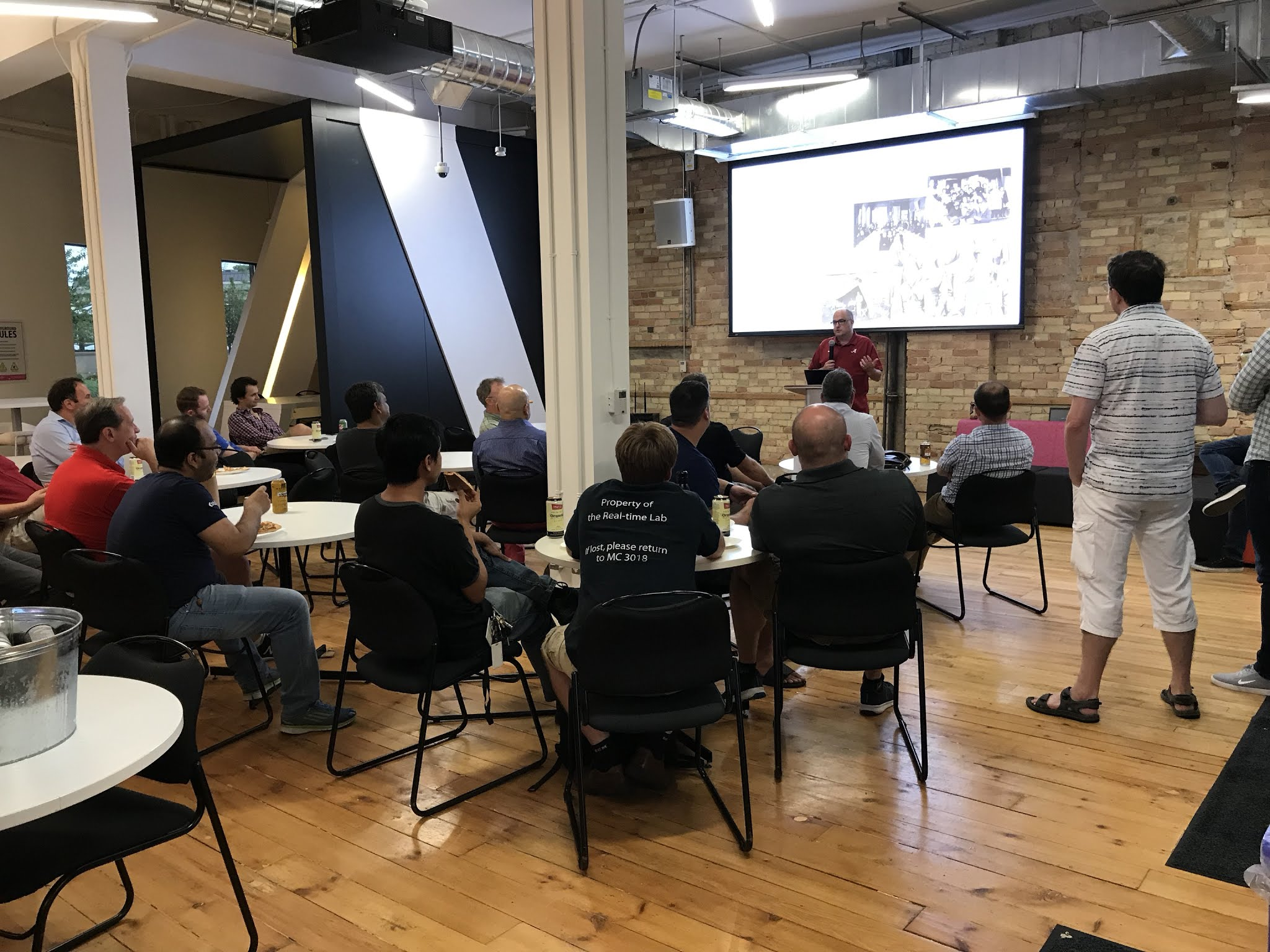 Of meetups and chautauqua and topics