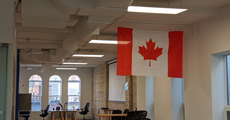 Looks like it will be a quiet Canada day in the office