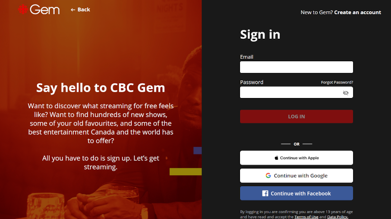 CBC Gem supports OpenID Connect